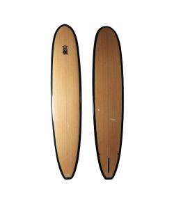 9'6 Longboard + fins