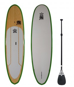 9'8 SUP Angel Green + Rame + Livraison
