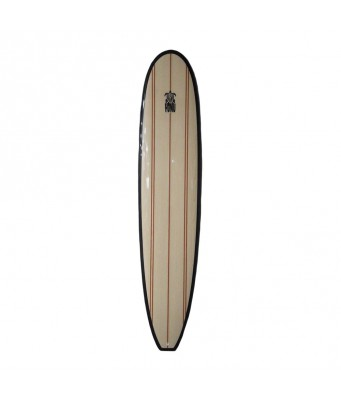 9'0 Honu Lonboard whitewood + Fins + Delivery included