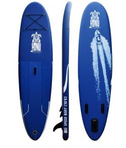 10'6 iSUP speedboat