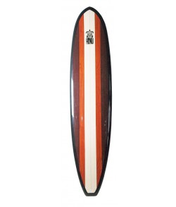 8'0 Mini Mal Surfboard + Fins + Delivery included