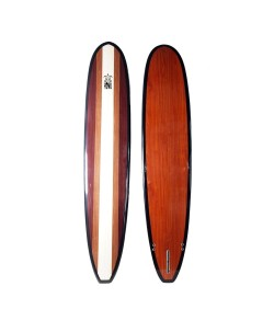 9'6 Honu Lonboard Blackwood + Fins + Delivery included
