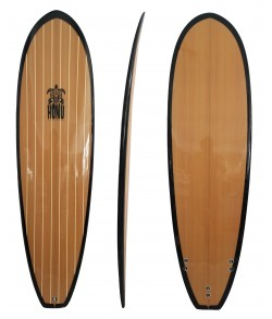 6'4 Retro Quad fins Fish + Delivery included
