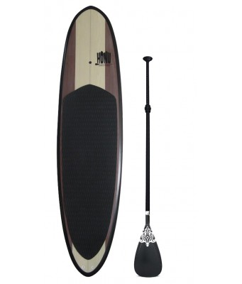 10'0 SUP Turtle Blackwood + Paddle + Delivery