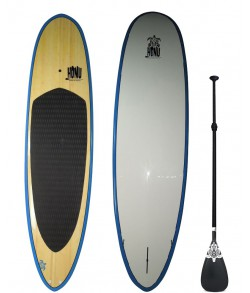 10'0 SUP Turtle Blue + Paddle + Delivery