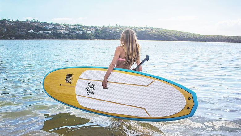 Stand Up Paddle Rigides ou Gonflables